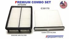 AF6280 C38175 ENGINE & CABIN AIR FILTER COMBO SET for 2014 - 2016 MAZDA 3 6 CX-5