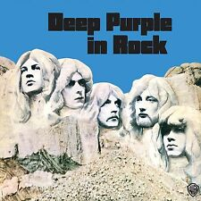 Deep Purple-en Rock 180g Vinilo Lp En Stock
