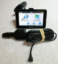 Garmin Nüvi 2455Lm Gps Updated Lifetime Maps and Software Gtm25 Tested Free Ship