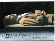 Supernatural Seasons 1-3 Winchester Brothers Mega Moon Lava Parallel J6 Deadly