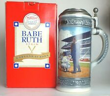 Budweiser Sports Legend Babe Ruth Stein New York Yankees Bambino