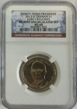 NGC MS68 2015-D Harry Truman Presidential Dollar Early Releases Gem Unc