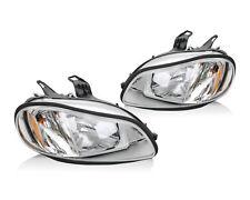 Eagle Eye Head Light Lamp Pair For 2002-2014 Freightliner M2-Both Sides
