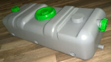Wassertank 70 Liter für Wohnwagen und Wohnmobile, Einbautank, Frischwassertank