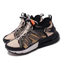 Nike Air Max 270 BOWFIN Desert Cone Black Men Outdoors Trail Shoes AJ7200-001