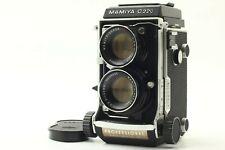 Vinilo Casi Mint 】Mamiya C220 Pro Tlr Película Cámara Con / Sekor DS 105mm F /