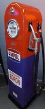 AMPOL BULLSEYE REPR0 PETROL BOWSER PERFECT BAR MAN CAVE HOT ROD CALTEX OIL BP