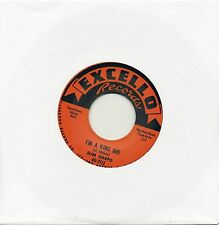 SLIM HARPO  I GOT LOVE IF YOU WANT IT/ I'M A KING BEE    EXCELLO Re-Issue/Re-Pro