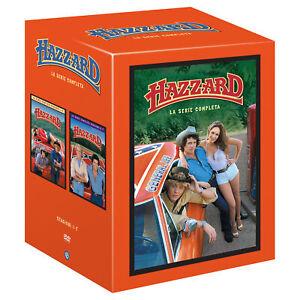 Hazzard Serie Televisiva Completa Stagioni 1-7 Cofanetto 52 Dischi DVD