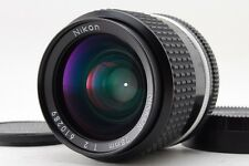 【Near Mint】 Nikon NIKKOR Ai-s 28mm f2 ais wide angle MF Lens 28 2 from Japan 571