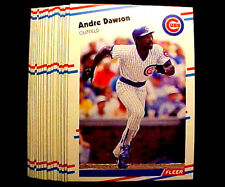 ANDRE DAWSON ~ 1988 Fleer #415 ~ LOT OF 20 CARDS = Only 10c per Card