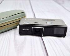 Vintage Minolta-16  Miniature 16mm Film SPY Camera