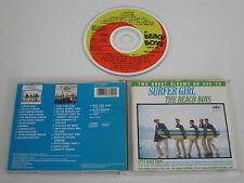 THE BEACH BOYS/SURFER GIRL & SHUT DOWN VOLUMEN 2(CAPITOL CDP 2 93692 2) CD ÁLBUM