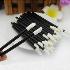 100pcs Hot Selling Disposable Makeup Lip Brush Lipstick Gloss Wand Applicator
