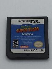 Shrek SuperSlam Nintendo Ds. Tested. Cart Only. Free Shipping