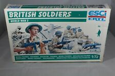 Ertl 1/72 (20mm) WWII British Soldiers