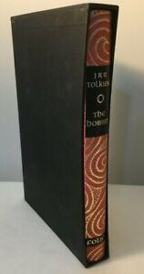 JRR Tolkien, The Hobbit - 1979 Folio Society Edition (2008 Printing)