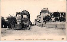 CONSTANTINE, FRANCE Faubourg rue Pinget et Blvd Victor Hugo c1910s Street Scene