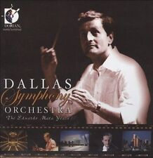 Dallas Symphony Orchestra~The Eduardo Mata Years~BRAND NEW 6 CD BOX SET