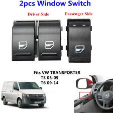 VW TRANSPORTER T5 2003-2012 Avant électrique fenêtre régulateur côté gauche avec O MOTOR
