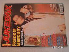 **aa Jukebox Magazine n°160 Gillian Hills / Freddie Mercury / Dwight Yoakam