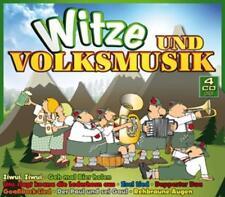 Witze & Volksmusik von Various Artists (2015)
