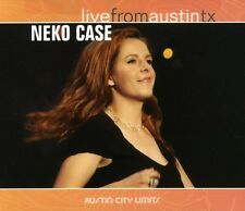 Neko Case - Live from Austin TX [New CD] Digipack Packaging