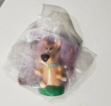 """VINTAGE 1996 Burger King Scooby Doo """"SCRAPPY DOO"""" TOY on Wheels new SEALED"""