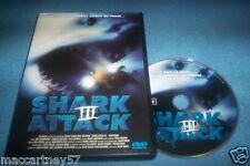 DVD SHARK ATTACK 3 ................FILM REQUIN GEANT