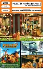 FICHE CINEMA : POLLUX,LE MANEGE ENCHANTE - Duval... 2005 The Magic Roundabout