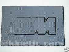 BMW Carbon fibre effect battery cover Mtec E36 E46 E39