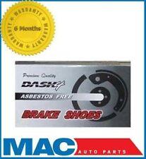Dash 4 Brake B701 Parking Brake Shoe Set - Dash4, Rear