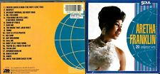 "Aretha Franklin cd album - 20 Greatest Hits,German ""Atlantic"" pressing"