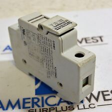 Ferraz Shawmut 1 pole Fuse Holder USM1  30 amp 800 volt Ultrasafe