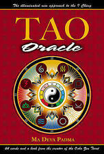 NEW Tao Oracle: An Illuminated New Approach to the I Ching by Ma Deva Padma