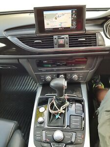 AUDI A6 C7 MMI CONTROLS/ SCREEN.