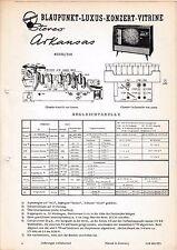 Service Manual-Anleitung für Blaupunkt Arkansas 40320,40330