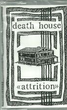 ATTRITION-DEATH HOUSE TAPE/SEALED