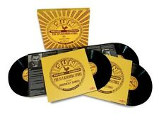 Various- The Sun Records Story-Box Set 6 LP Vinyl New Johnny Cash Carl Perkins