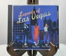 Legends of Las Vegas by Various Artists (CD, 1998 Time Music) FAST-FREE SHIPPING