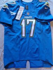 2014 San Diego Chargers Philip Rivers #17 NFL Nike Game Issued Size 50 Authentic
