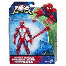 Figurines de héros de BD en emballage d'origine scellé avec spiderman
