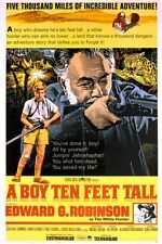 A BOY TEN FEET TALL (AKA Sammy Going South) 1963 UK  DVD Color ADVENTURE
