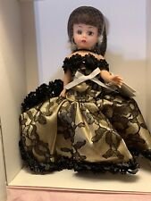 "Evening Of Romance Madam Alexander 10""doll#27010 Retired Item"