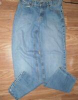 Boys POLO RALPH LAUREN sz 16 Cotton MEDIUM WASH Blue Jeans    29x29