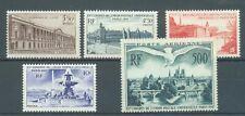 France 1947 UPU Congress sg.1009-13 MNH set of 5