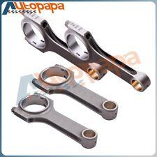 4 Con Rods Rod for Subaru Impreza Forester Legacy EJ20 EJ25 WRX STi 130.5mm ARP