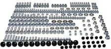 SPORT BIKE BOLT KIT MOTORCYCLE ASSORTED HARDWARE TRACK PACK 100 PIECE