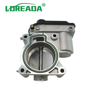 Throttle Body For Ford Focus 2.0L 2012 2011 2010 2009 2008 2007 4M5G9F991FA