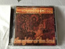 At The Gates - Slaughter Of The Soul CD/DVD EARACHE comecon brutality